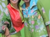 Irma Sustika & Melly Kiong di talkshow inspiring woman 22 des 2012