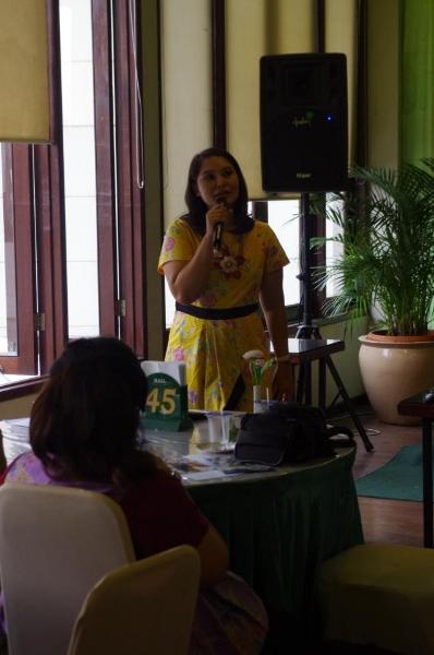 elida-veronica owner Everlasting batik