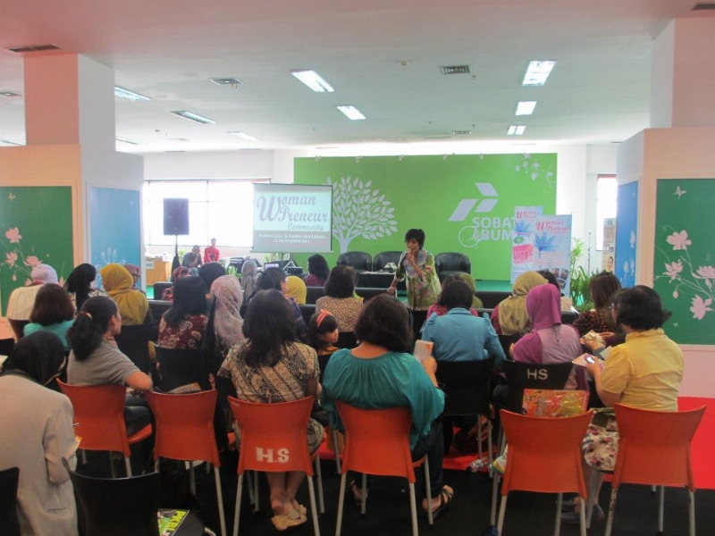 womenpreneur community talkshow 22 des 2012