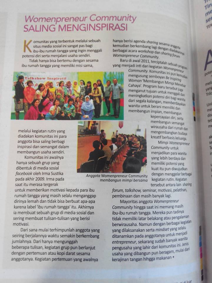 wpc wanita indonesia