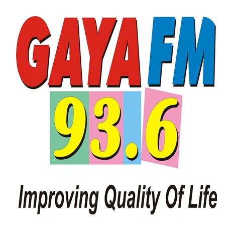 gayaLOGO GAYA FM BKS-2