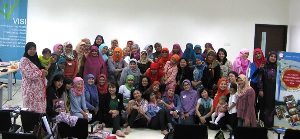 Pembekalan Inspiring Womanpreneur Competition 2