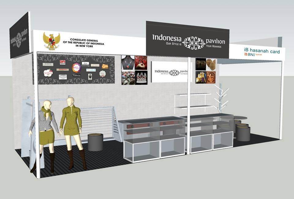 booth di NY N