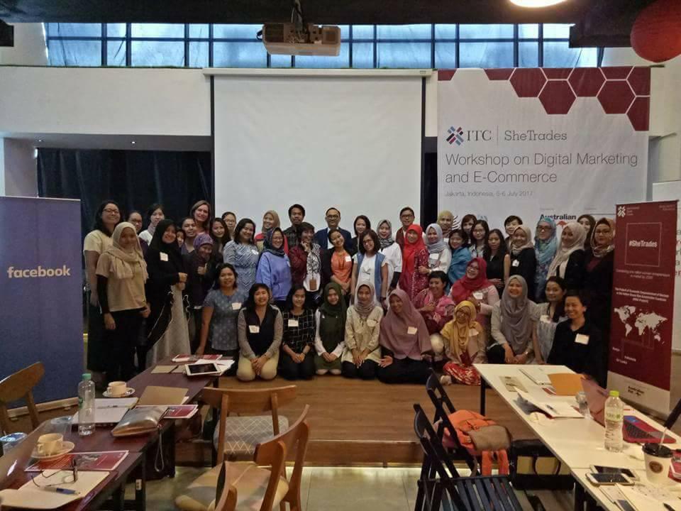 itc shetrades womanpreneur community