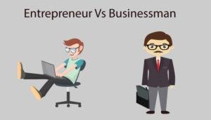 Masih Sering Salah Here S The Difference Businessman Vs Id Entrepreneur Indonesian Woman Works Womanpreneur Community